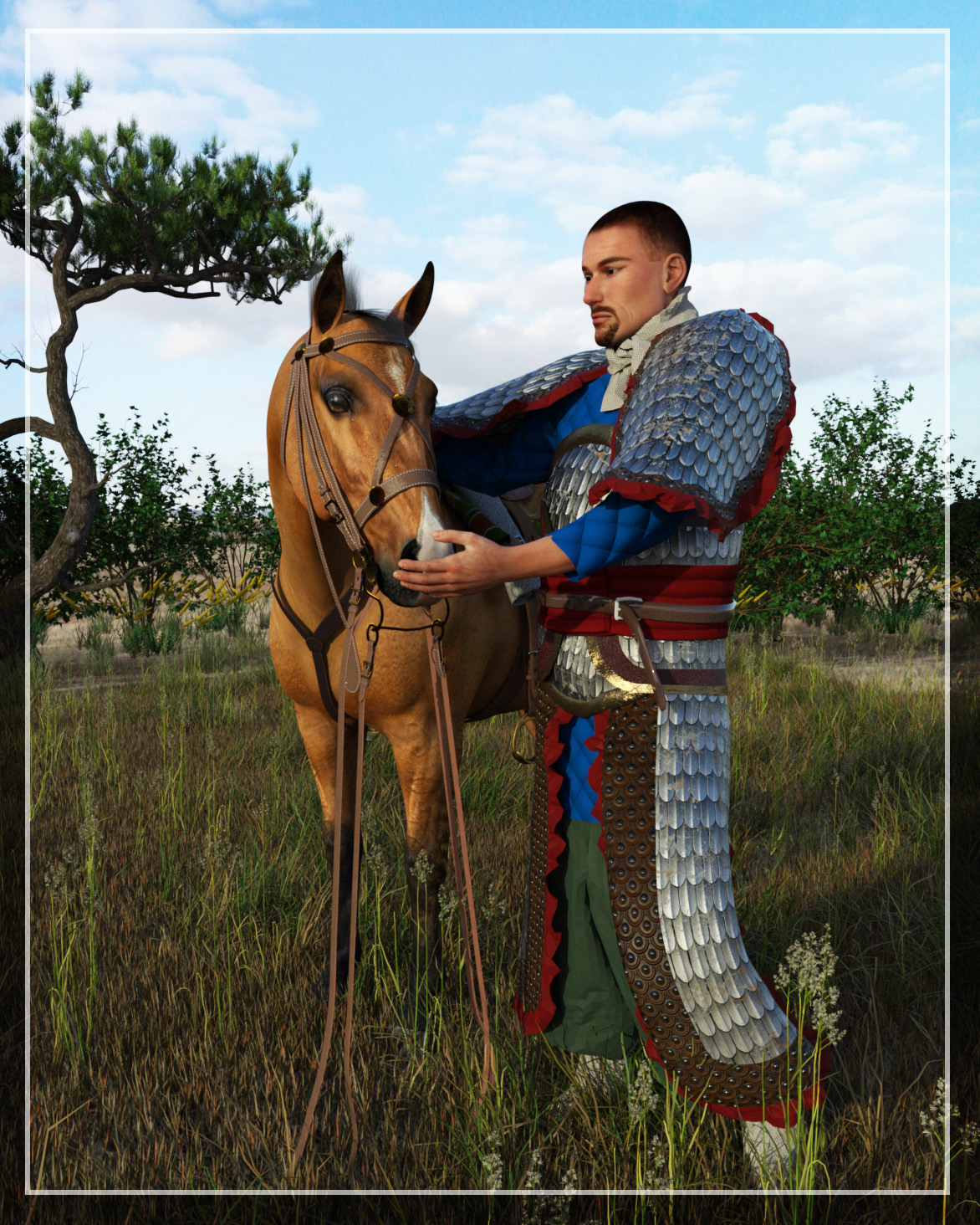 A Man and his Horse.jpg