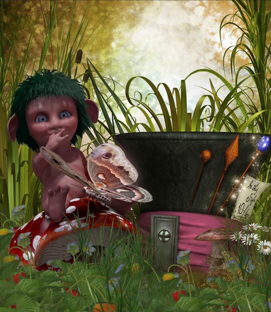 Gnobbit in Wonderland.jpg