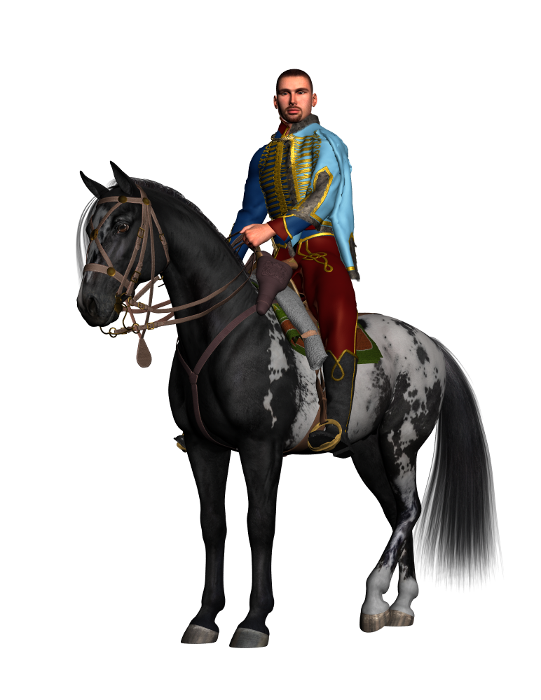 Hussar full uniform.png
