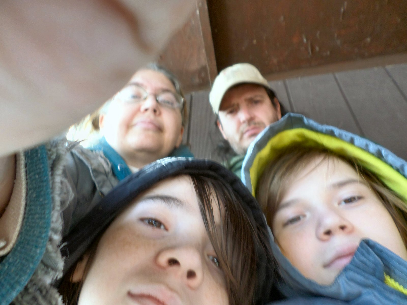 McClain selfie -first pic at new house2016.JPG