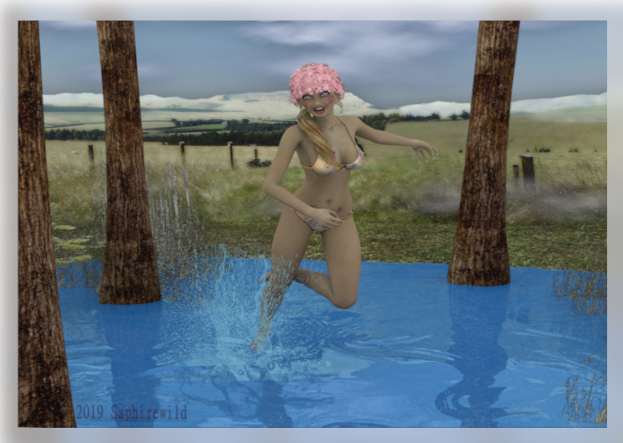 Raysee Having Fun In Water.jpg