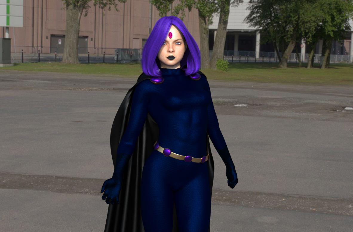 Roxie as Raven.jpg