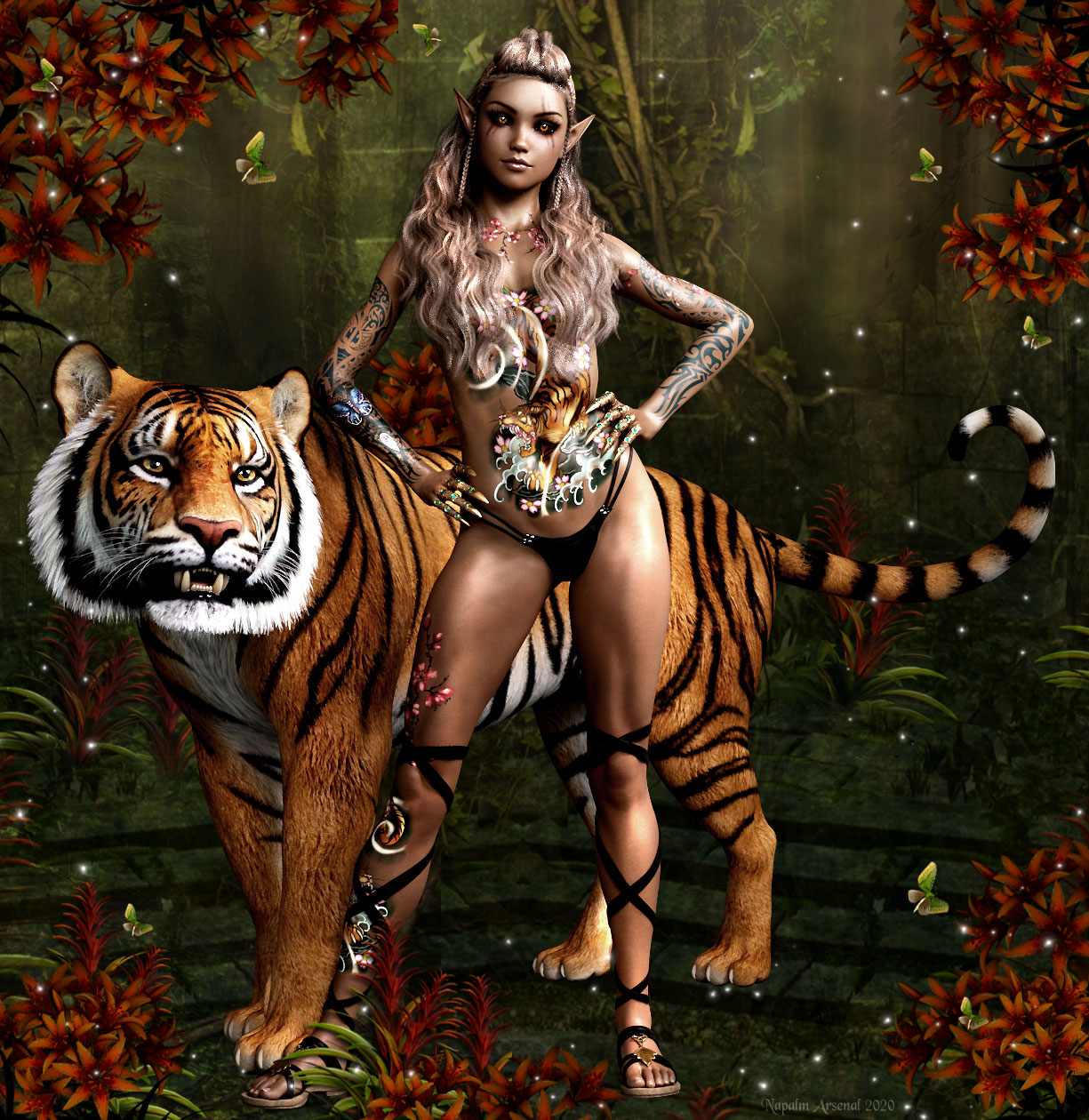 The Girl With The Tiger Tatto SML V1.jpg