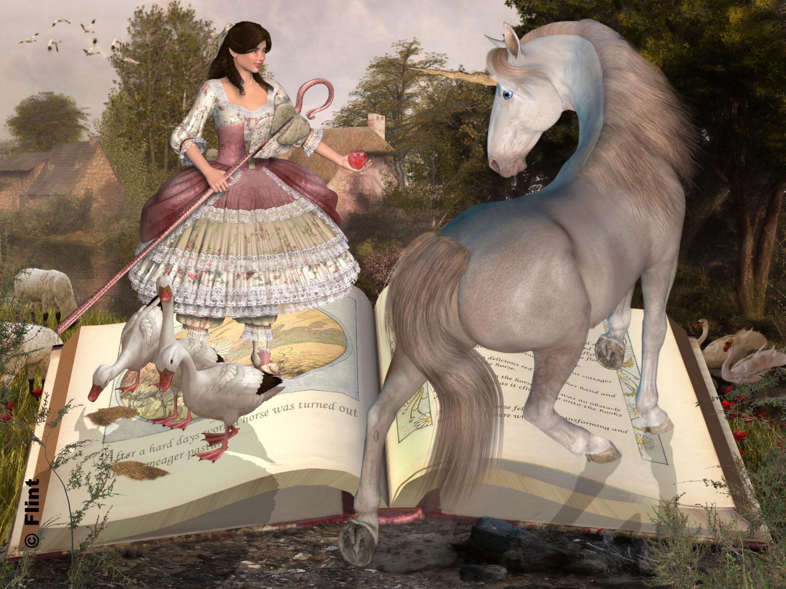 The Magic of Books-A Unicorns Tale.jpg