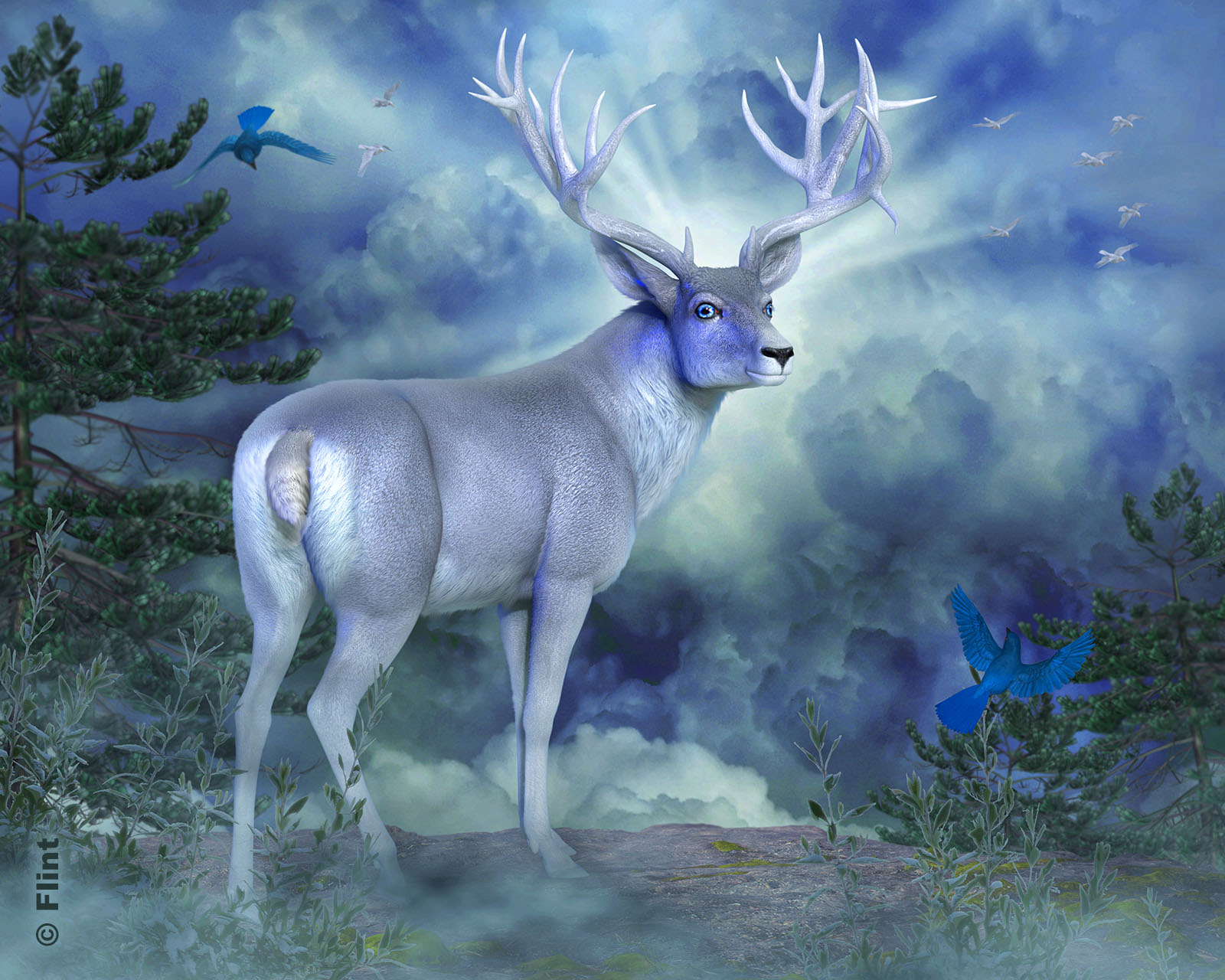 The Magnificent Silver Stag.jpg