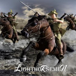 The Light Horsemen By Stezza