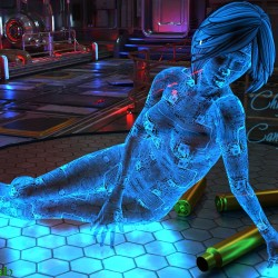 SydneyG2 As Cortana - Superfly