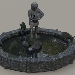 Ancient Fountain