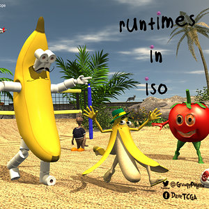 Runtimes In ISO by Stezza