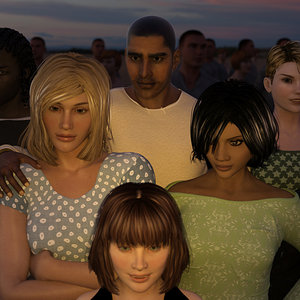 Together02 Color by 3WC