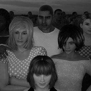 Together02 BW by 3WC