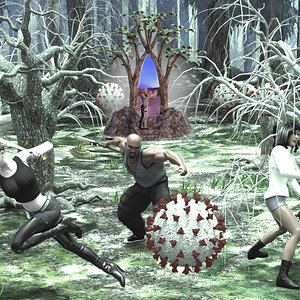 Light at the End of a Long Tunnel by 3WC