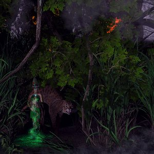 Little Sprouts Sticking Together in a Big Scary World by Dakorillon(IMArts)