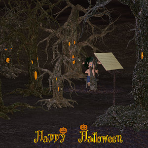 Halloween Screetching Practice by AncientStatue