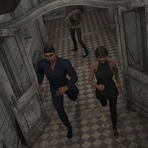 Zombie Dawn by RedPhantom