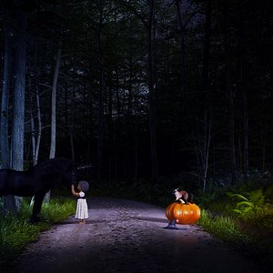 On the Path to Halloween
