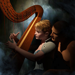 Honorable Mention - Forever Together by luannemarie