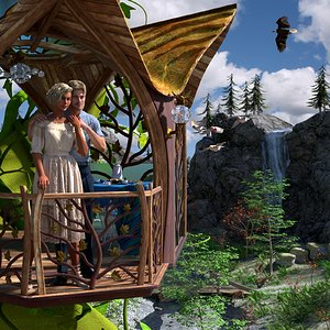 Fourth Place - Reconnecting by L'Adair.jpg