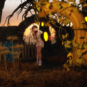 First Place - Hide and Seek by amaranth