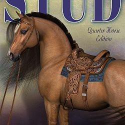 Magazine Cover - Stallion Directory - Quarter Horse Edition