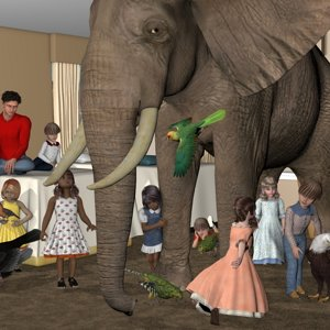 Overpopulation-The Elephant in the Room by Jack Ryan.jpg