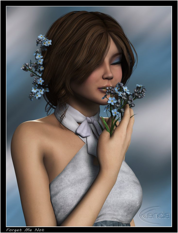 Forget Me Not By Kenda