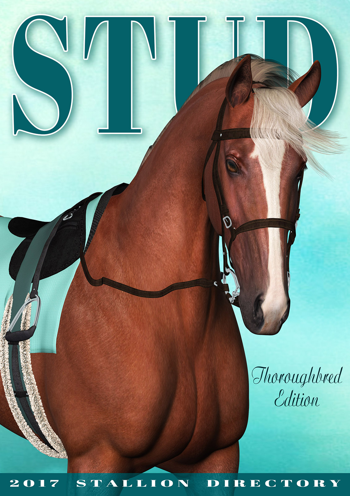 Magazine Cover - Stallion Directory - Thoroughbred Edition