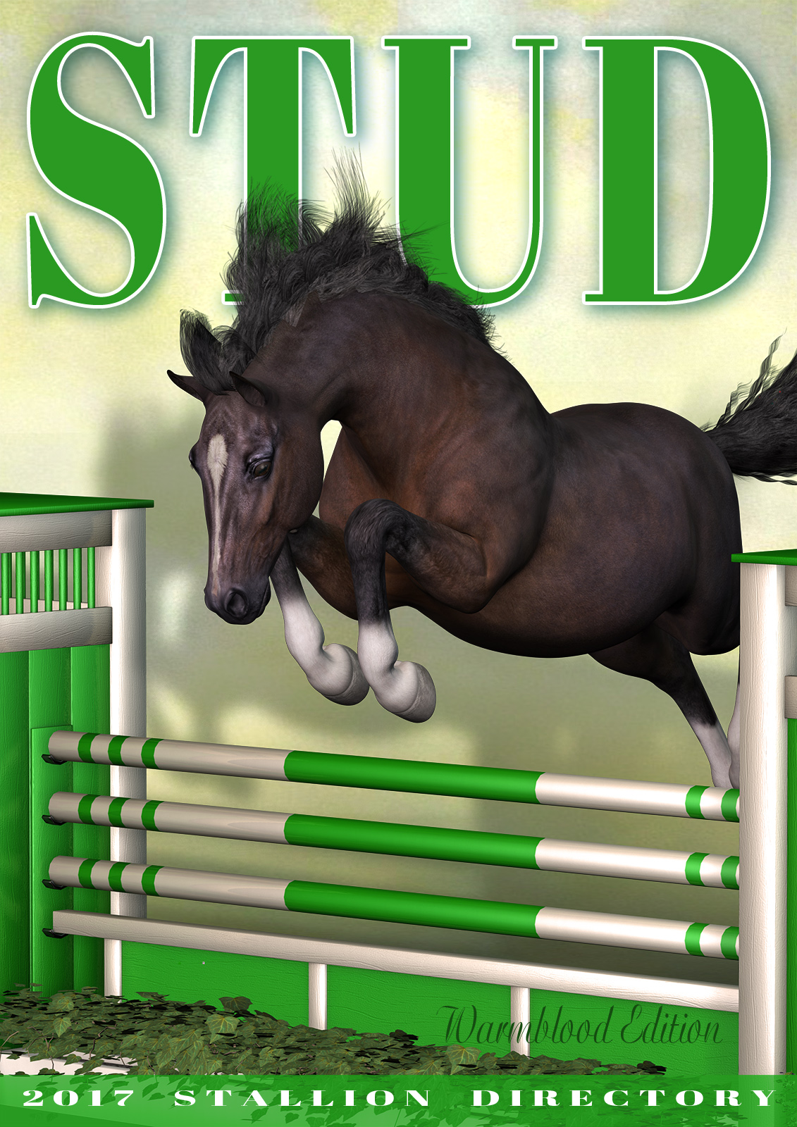 Magazine Cover - Stallion Directory - Warmblood Edition