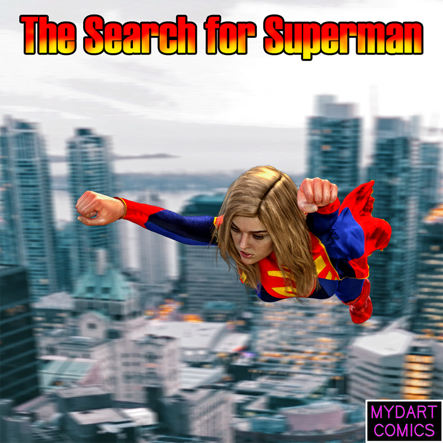 The Search For Superman
