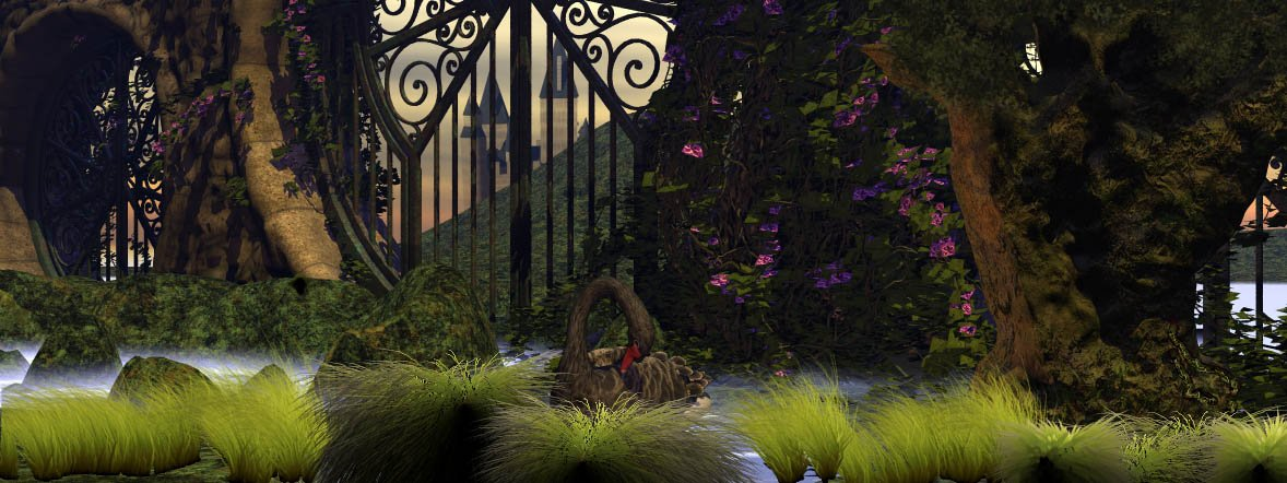 The Shire Gate By Mivan